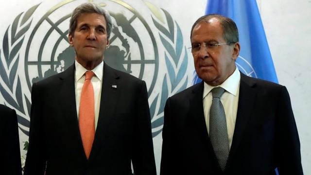 USA podejmują kroki w celu zawieszenia współpracy z Rosją ws. Syrii