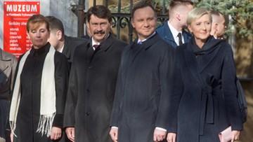 24-03-2017 19:33 Duda: Polska i Węgry patrzą z optymizmem w przyszłość Europy