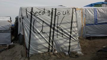 Francuzi postawią mur przeciwko imigrantom na drodze do portu w Calais