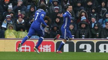 2017-02-18 Puchar Anglii: Awans Chelsea, przełamanie Diego Costy
