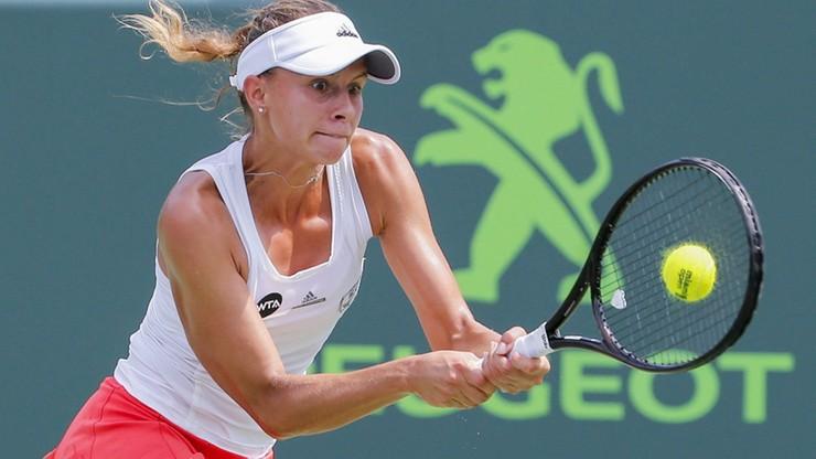 WTA Katowice Open: Linette w turnieju głównym