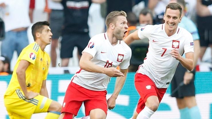 Błaszczykowski dogonił Szymanowskiego, Lewandowski tuż za Bońkiem