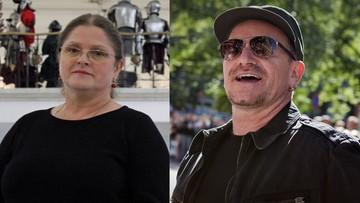 18-04-2016 08:04 Pawłowicz odpowiada liderowi U2: Panie Bono, hiperinternacjonalisto!