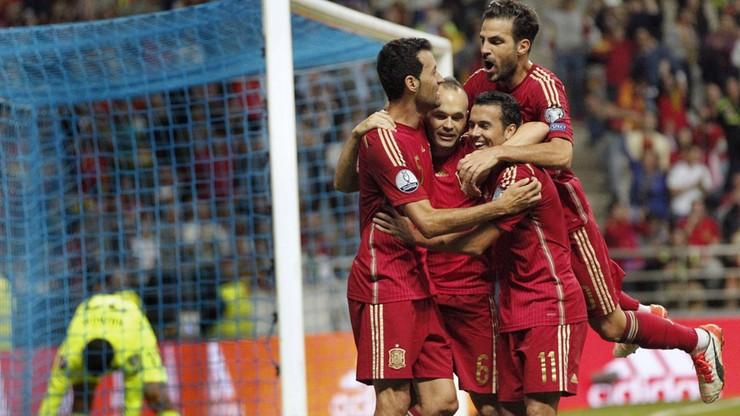 El. ME: Anglia pewna awansu. Hiszpania liderem