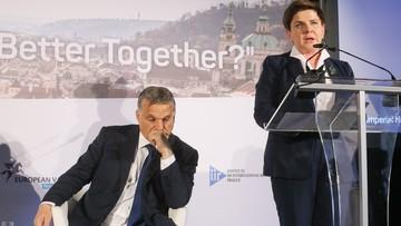 08-06-2016 17:46 Szydło: w instytucjach europejskich jest pokusa do rozpychania się
