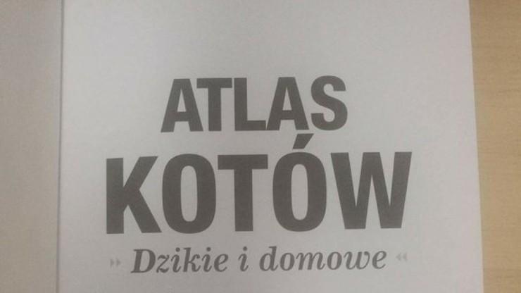 """""""Atlas kotów"""" trafił na aukcję. Osobista dedykacja od Kaczyńskiego"""