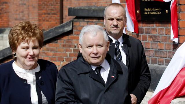 Kaczyński: spór wokół katastrofy smoleńskiej trzeba zakończyć w prawdzie