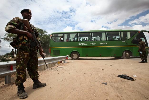 Al-Szabab grozi Kenii: nic nie zapewni wam ochrony