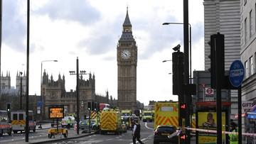 22-03-2017 19:55 Trump telefonuje do May po ataku w Londynie. Przywódcy wyrażają solidarność z Brytyjczykami