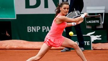 French Open – odwołano mecze, Radwańska dokończy we wtorek