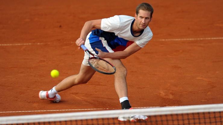 Challenger ATP w Szczecinie - Florian Mayer pierwszym finalistą