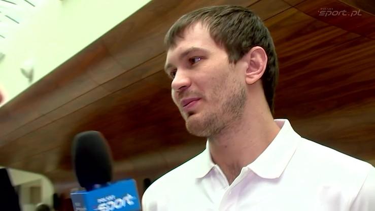 Reprezentanci Białorusi: Jesteśmy dumni ze sprawienia sensacji