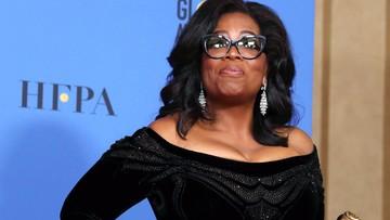 Media: Oprah Winfrey rozważa udział w wyborach prezydenckich w 2020 r.