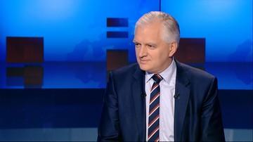 Gowin: najważniejszy element planu Morawieckiego to pchnięcie gospodarki na tory innowacyjności