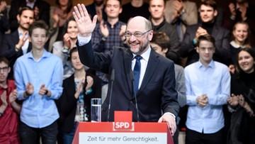 29-01-2017 15:03 Schulz kandydatem na kanclerza Niemiec. Apeluje o uczciwy podział uchodźców