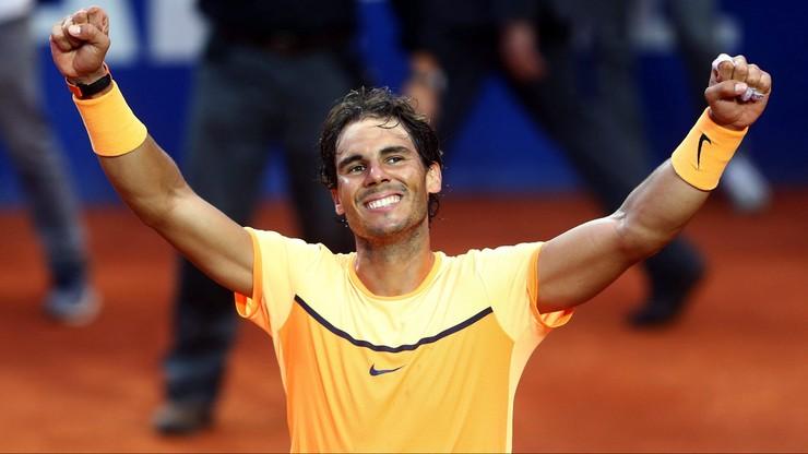 """""""Król mączki"""" powrócił. Nadal wygrał turniej i wyrównał rekord Vilasa"""
