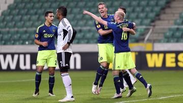 2016-12-12 Legia - Ajax: są rachunki do wyrównania!