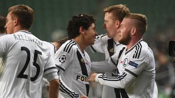 2016-12-07 Legia w Lidze Europy! Sporting Lizbona pokonany w Warszawie