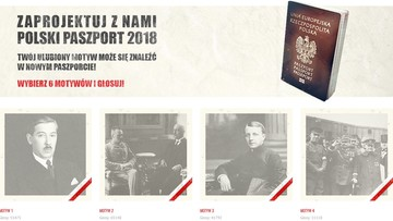 09-08-2017 14:44 Zieliński: wzór nowego paszportu nieprzesądzony, trwają konsultacje