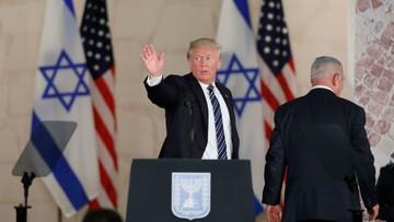 23-05-2017 14:17 Trump po rozmowie z Abbasem: zrobimy wszystko, by pomóc osiągnąć pokój
