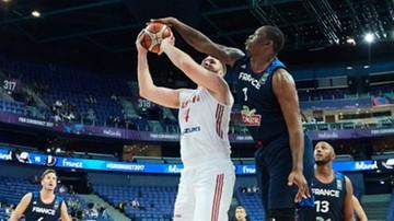 2017-09-05 EuroBasket 2017: Kolejna porażka Biało-Czerwonych. Tym razem z Francją