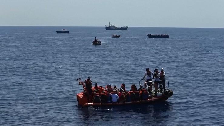 Około 200 migrantów zginęło w ostatnich dniach na Morzu Śródziemnym