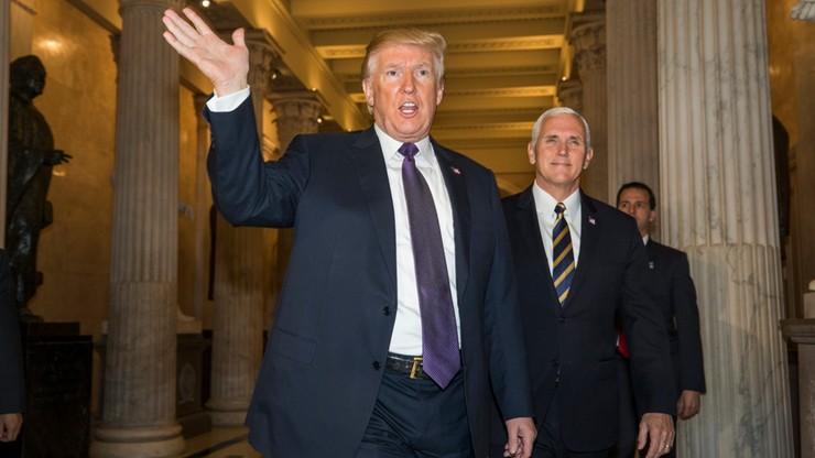 Trump chce pokryć koszty prawne zeznających ws. ingerencji Rosji w wybory w USA