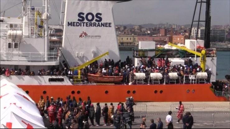 Rzecznik rządu Węgier: Włochy szantażują nas ws. migrantów