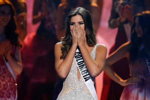 Miss Kolumbii zwycieżyła w konkursie Miss Universe