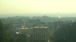 Francja: wielki smog w Paryżu