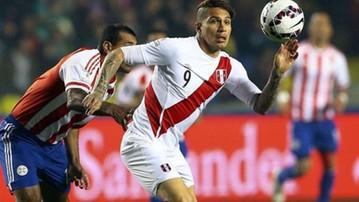 2017-12-20 MŚ 2018: Kapitan Peru po skróceniu dyskwalifikacji może zagrać w Rosji
