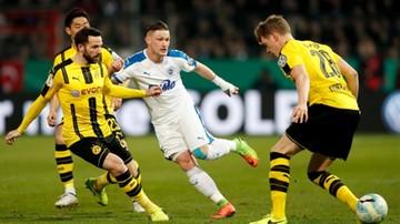 2017-03-14 Puchar Niemiec: Borussia Dortmund nie dała szans trzecioligowcowi