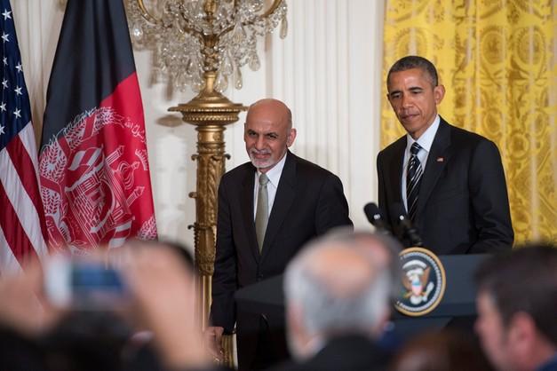 USA wstrzymują wycofywanie wojsk z Afganistanu