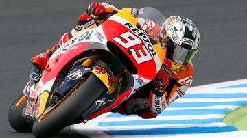 2015-10-18 Marquez wygrywa wyścig roku w Australii. Niesamowite ostatnie okrążenie!