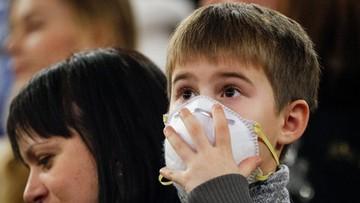 21-01-2016 19:51 Kijów: świńska grypa atakuje. Władze zaleciły noszenie masek