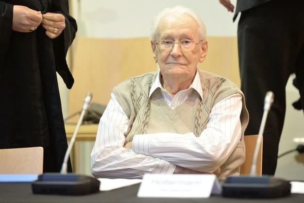 Niemcy: proces 93-letniego esesmana