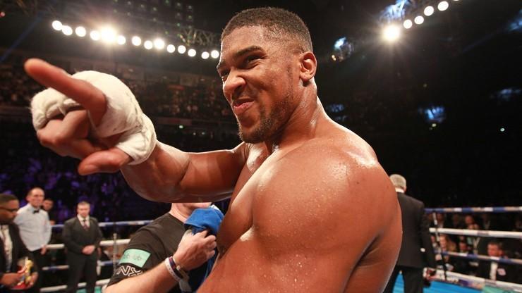 Joshua siatkarzem? Mistrz bokserski w nowej odsłonie! (WIDEO)