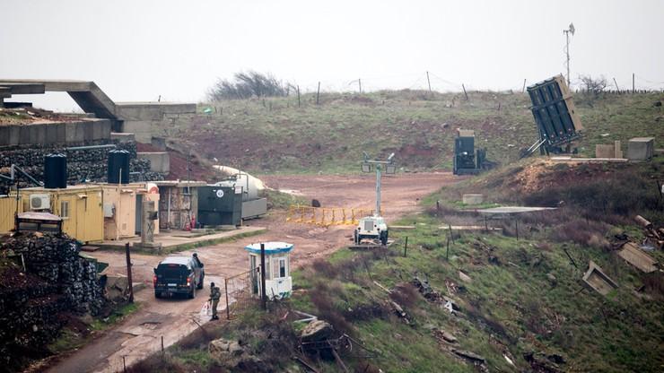 Izrael zagroził zniszczeniem syryjskiego systemu obrony przeciwlotniczej