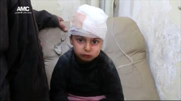 16-11-2016 17:25 Naloty na Aleppo. Rosja: nie bierzemy w tym udziału