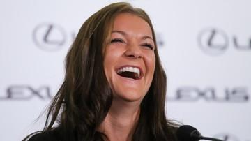 2015-11-04 Radwańska: Jeszcze wiosną nie uwierzyłabym, że wygram WTA Finals