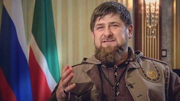 03-02-2016 21:13 Rosyjskie służby sprawdzą, czy Kadyrow nawoływał na  Instagramie do zamachu