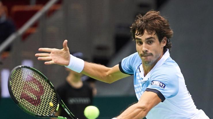 Puchar Davisa: Porażka Przysiężnego, Polska - Argentyna 0:1