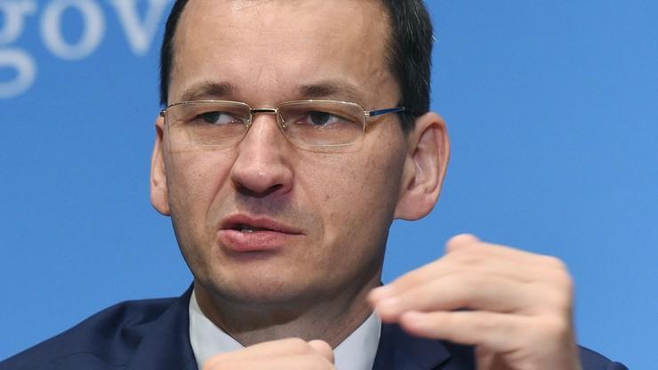 Morawiecki pozytywnie o polonizacji banków. Jackiewicz popiera odkupienie Pekao