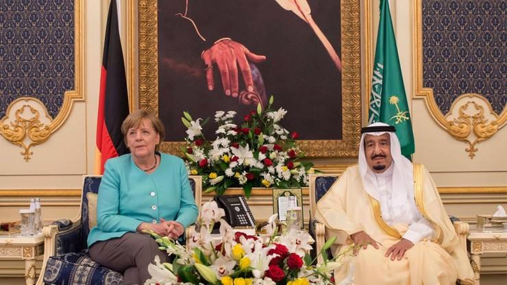 Bundeswehra będzie szkolić saudyjskich żołnierzy