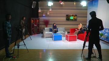 19-05-2017 14:54 Rewolucja w Afganistanie. Powstaje pierwszy kanał telewizyjny tworzony przez kobiety