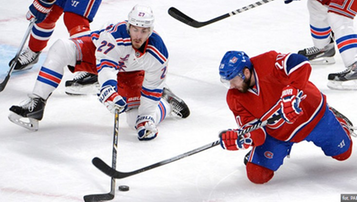 2016-10-27 NHL: Świetna seria Montreal Canadiens