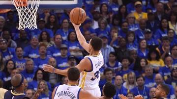 2015-11-01 NBA: Curry zdobył 53 punkty, wielka forma Golden State