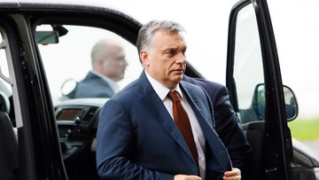 03-06-2016 11:15 Orban: Soros nie pomoże. Polityce migracyjnej zachodnich rządów sprzeciwiają się ich własne narody