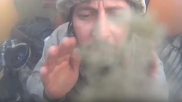 30-04-2016 18:32 Bojownicy ISIS nagrali swoją śmierć na GoPro