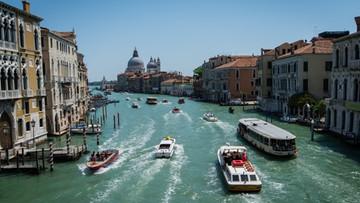 01-06-2016 05:52 Wenecja: tramwaje wodne przede wszystkim dla mieszkańców